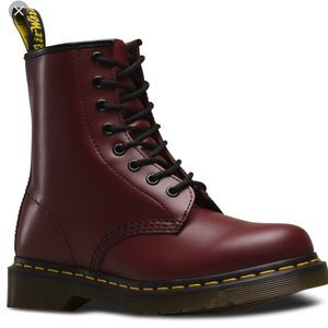 Cherry Red Original Doc Martens